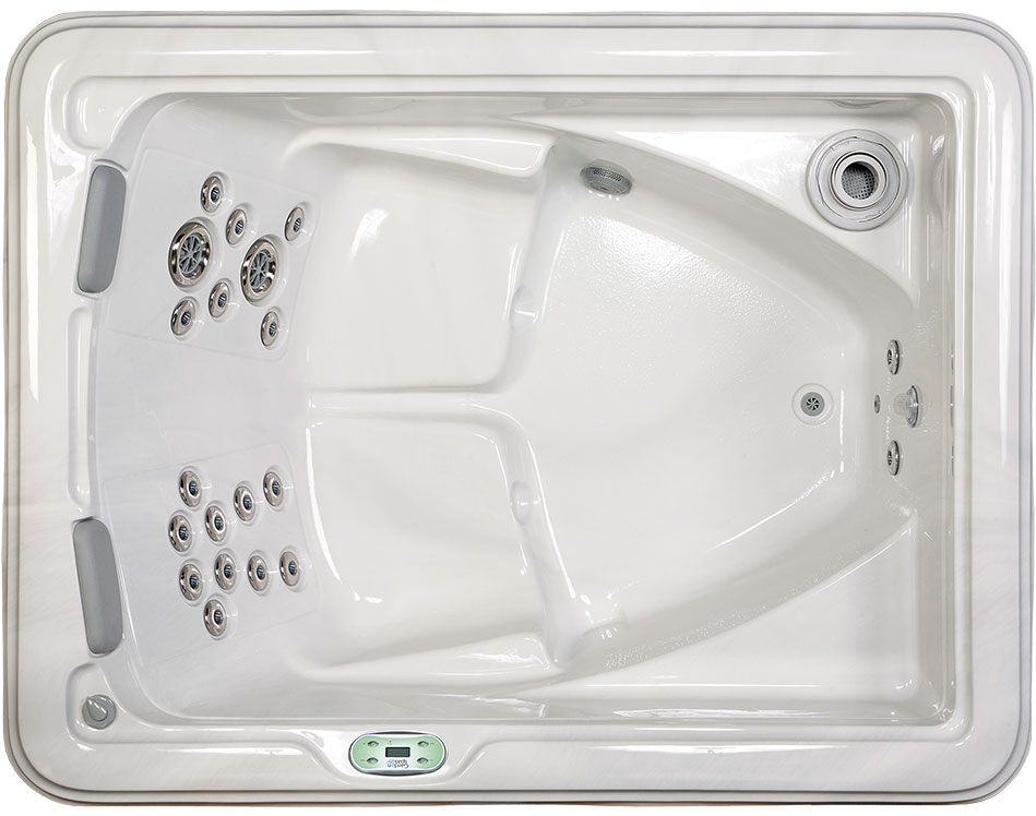 Hibiscus Hot Tub - Hot Tub - Garden Hot Tubs Ireland